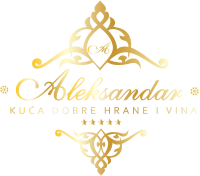 Restaurant Aleksandar Gold | Restaurant Aleksandar, Užice